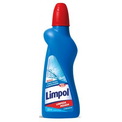 2551 - limpador limpeza pesada clássico Limpol Bombril 500ml