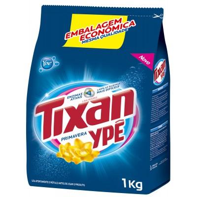 2604 - sabão extra pó Tixan pacote 1kg