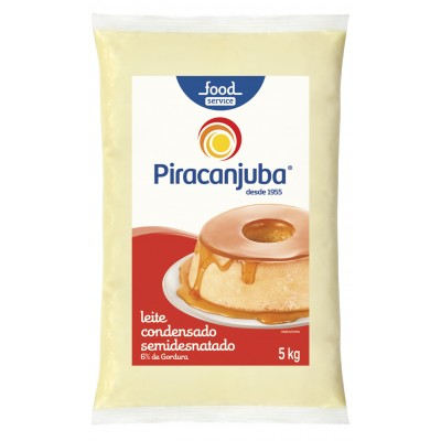 2765 - leite condensado Piracanjuba 5kg