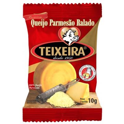 2777 - sachê queijo ralado parmesão Teixeira 100 x 10g