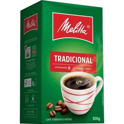 2779 - café tradicional Melitta vácuo 500g