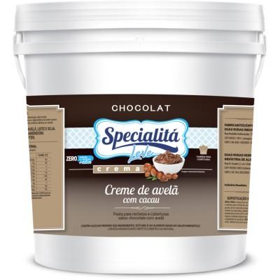 2921 - Specialitá chocolat Crema creme de avelã com cacau 3kg