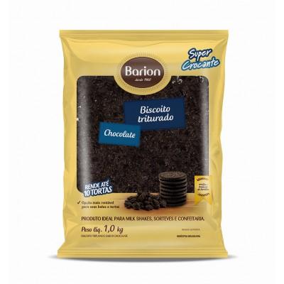 3038 - biscoito triturado sabor chocolate Barion 1kg