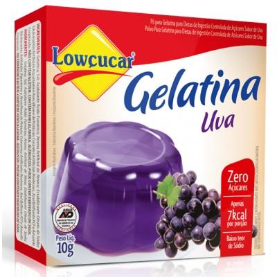 3113 - gelatina diet uva Lowçúcar 10g