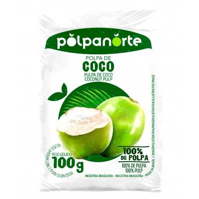 3202 - polpa de coco Polpa Norte 10 x 100g
