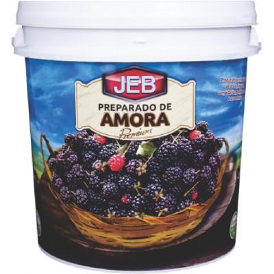 3270 - preparado de amora JEB 4,1kg