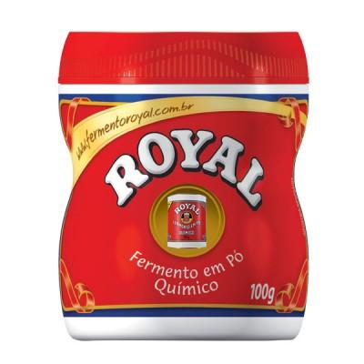 3349 - fermento químico Royal 100g