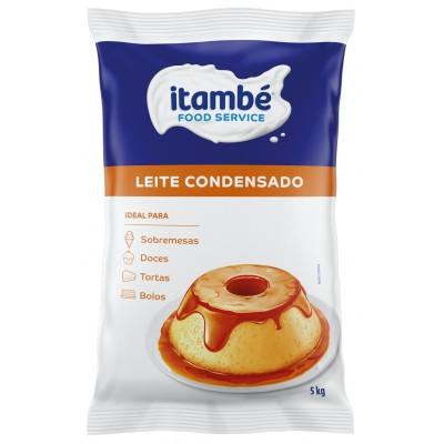 3413 - leite condensado Itambé 5kg 8% de gordura