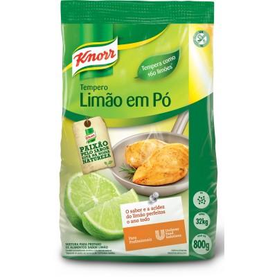 3476 - limão extra pó Knorr 800g