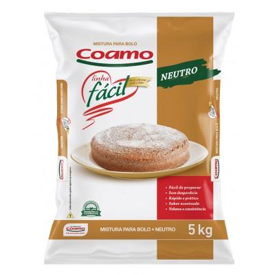 3503 - mistura para bolo neutro Coamo 5kg