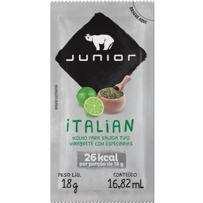 3512 - sachê molho para salada Italian Junior 180 x 18g