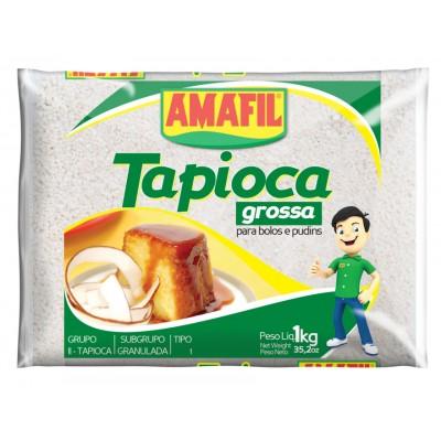 3525 - tapioca grossa Amafil 1kg