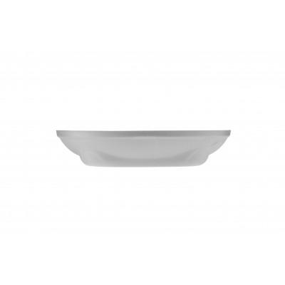 3547 - marmita isopor redonda N7 500ml Bom Apetite 100un bm100 (tampa 2247) f.quadrado