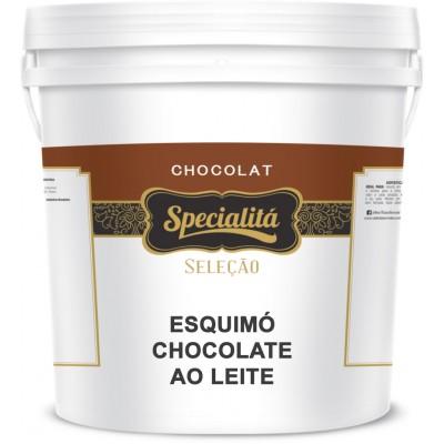 3606 - stracciatella cobertura para sorvete Specialitá chocolate ao leite 10kg