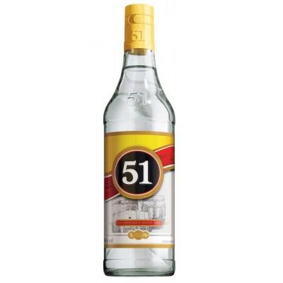 3609 - aguardente/cachaca 51 965ml