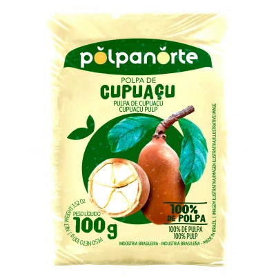 3623 - polpa de cupuaçu Polpa Norte 10 x 100g