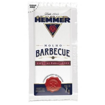 3642 - sachê molho barbecue Hemmer 190 x 7g