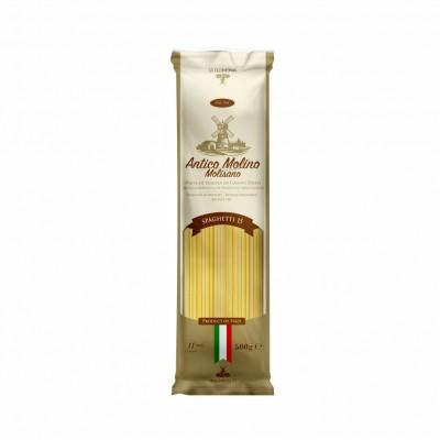 3653 - macarrão Grano duro espaguete n15 Antico Molino 500g