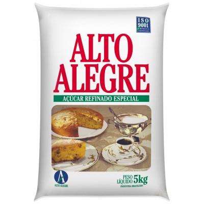 3712 - açúcar refinado 5kg Alto Alegre