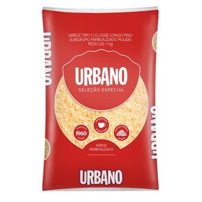 3739 - arroz parboilizado 1kg Urbano