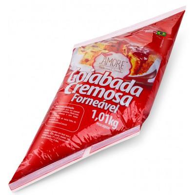 3912 - goiabada cremosa forneável Amore 1,01 kg