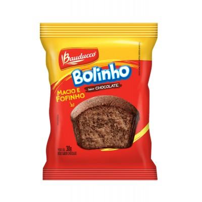 3914 - bolinho chocolate Bauducco 14 x 30g