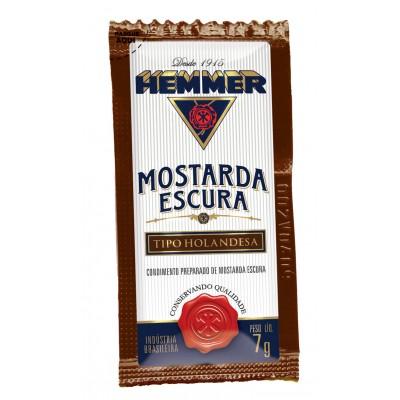 3936 - sachê mostarda escura Hemmer 190 x 7g