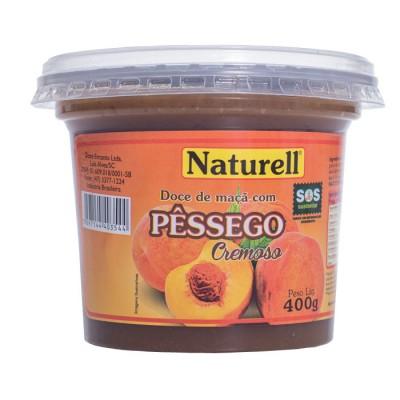 3956 - doce pêssego Naturell 400g
