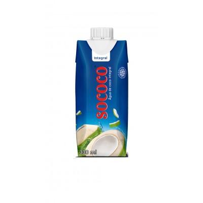 3971 - água de coco Sococo 12 x 330ml