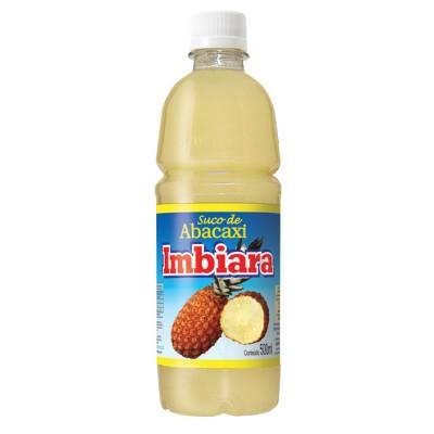 3980 - suco concentrado abacaxi Imbiara 500ml