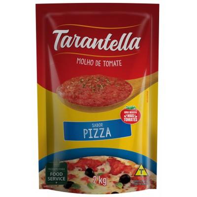 3997 - molho tomate pizza Tarantella bag 2kg