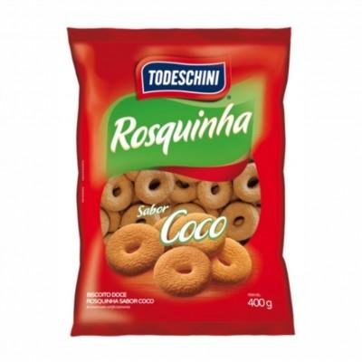 4044 - biscoito rosquinha coco Todeschini 400g