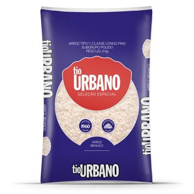 4063 - arroz branco tio Urbano 5kg