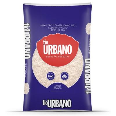 4064 - arroz branco tio Urbano 1kg