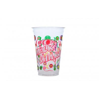 4177 - copo 440ml impresso Milk Shake PP Kopus 50un (tampa 3004)