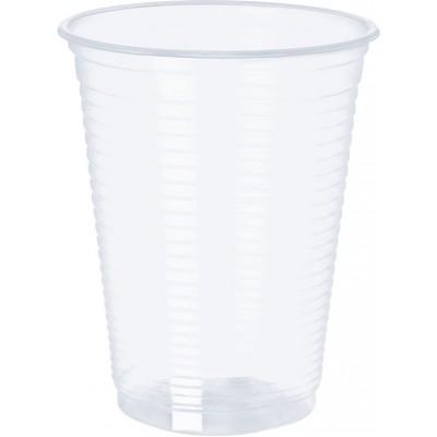4278 - copo 200ml transparente PP Copobras 100un CFT200