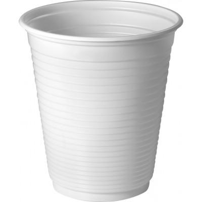 4280 - copo 180ml branco PP Copobras 100un CF180