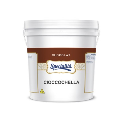 4287 - Specialitá chocolat Cioccochella chocolate com avelã 4kg