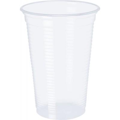4305 - copo 300ml transparente PP Copobras 100un CFT300 (tampa 2149)