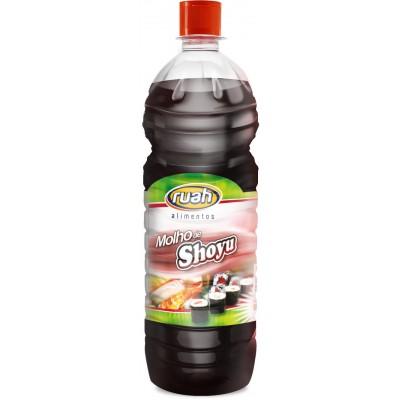 4372 - molho shoyu Ruah 1,01lt