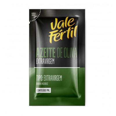 4509 - sachê azeite oliva extra virgem Vale Fértil 180 x 7ml
