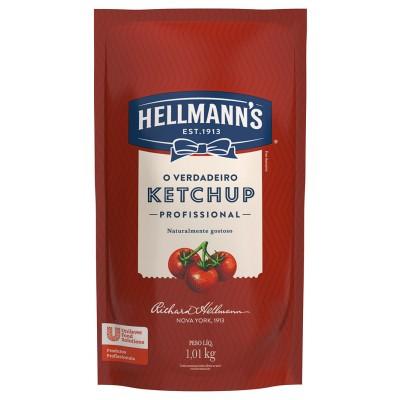 4654 - catchup Hellmann's 1,01kg