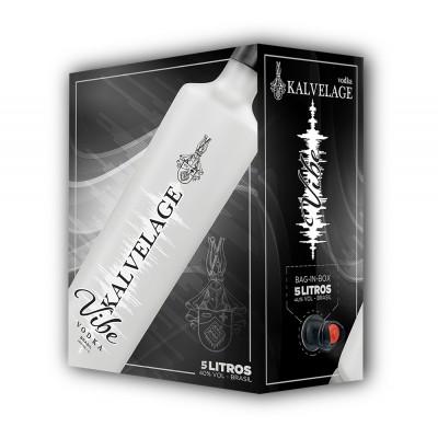 4697 - vodka Kalvelage vibe bag in box 5L