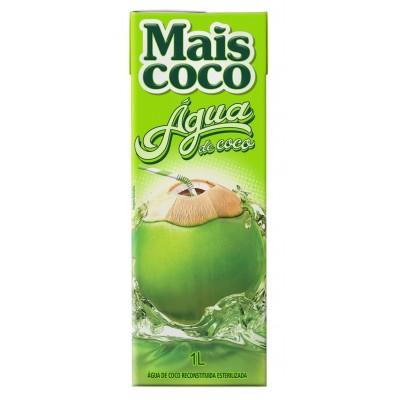 4733 - água de coco Mais Coco 1L