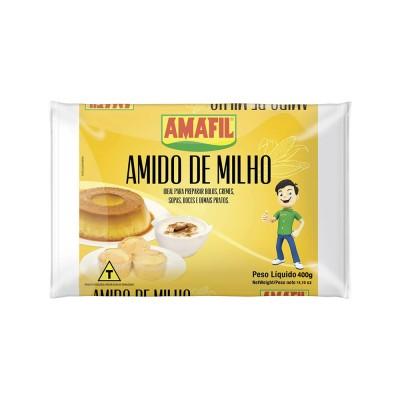 4763 - amido de milho Amafil 500g