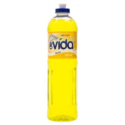 4904 - detergente neutro Vida 500ml
