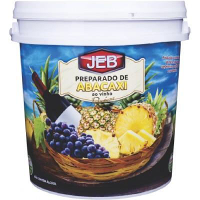 4912 - preparado de abacaxi ao vinho JEB 4,1kg