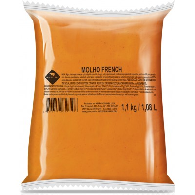 4983 - molho French Junior bag 1,1kg