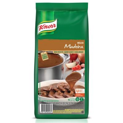 5002 - molho madeira Knorr 1,1kg rende 12,2L