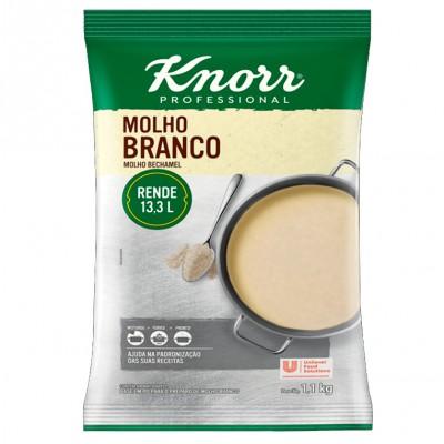 5003 - molho branco bechamel Knorr 1,1kg rende 12,2L